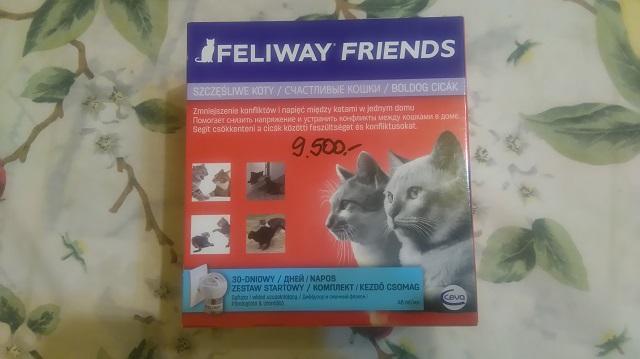 Feliway Friends vélemények 1