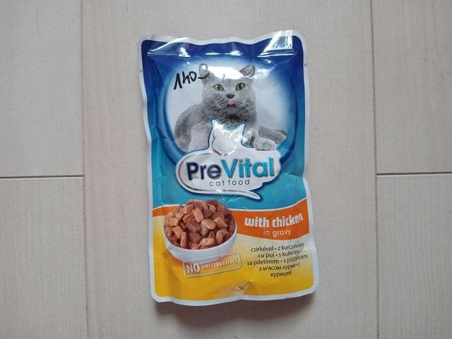 prevital-macskaeledel-vélemény
